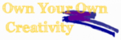 Own Your Own Creativity logo