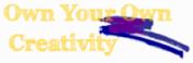 Own Your Own Creativity logo